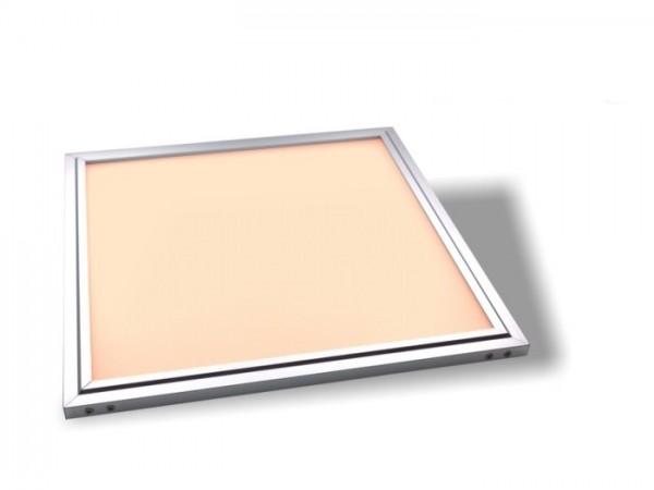 LED Panel 295x295x9,5mm, 3000K, 18W, 1600lm, CRI Ra>83, inkl Netzteil