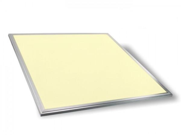 LED Panel 595x595x9,5mm, 3000K, 40W, 3500lm, CRI Ra>83, inkl Netzteil