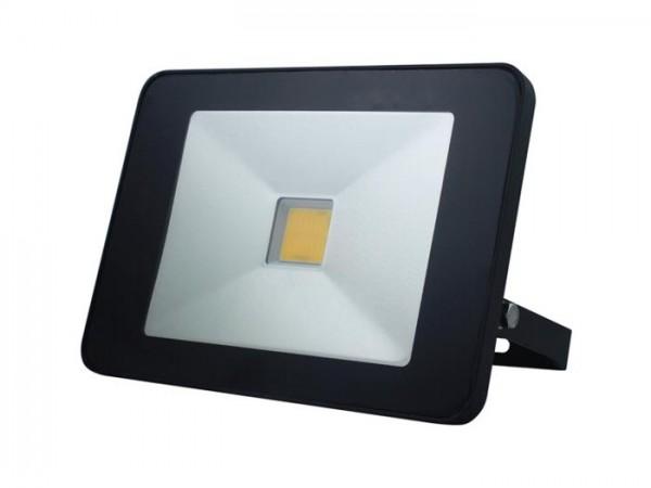 LED-A5003 LED Flutstrahler inkl. Bewegungsmelder 30W 4000K schwarz