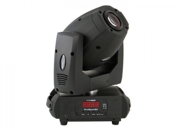 LED PROSPOT50 V.2 LED Moving Head Spot 50W 13 DMX Kanäle