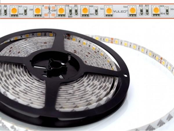 LED Flex Stripe 5m 5050 SMD 60LEDs/m 24V 6500K 1380lm/m SuperBRIGHT