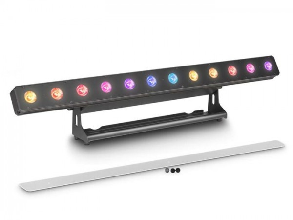 PIXBAR 600 PRO 12x12W RGBWA+UV LED Bar 2-78 DMX Kanäle