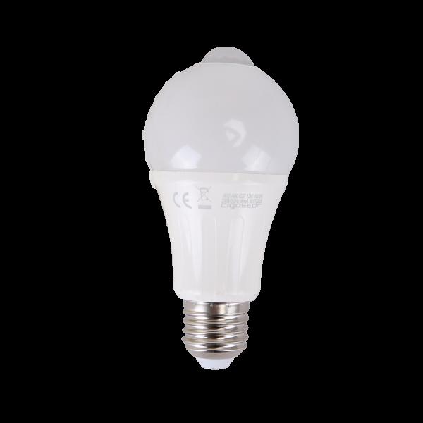 LED Big Angle Leuchtmittel E27 12W 6500K Sensor