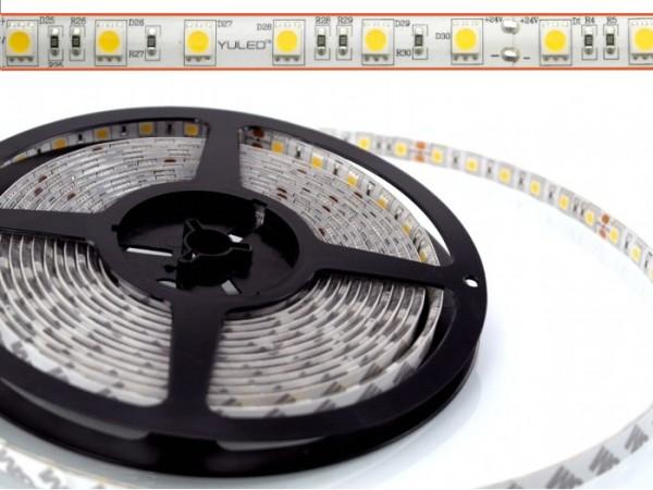 LED Flex Stripe 5m 5050 SMD 60LEDs/m 24V 2700K 1320lm/m SuperBRIGHT