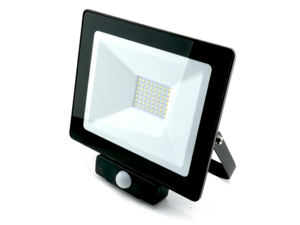 LED-A6005 4000K 3500lm 120° IP54 inkl. Bewegungsmelder