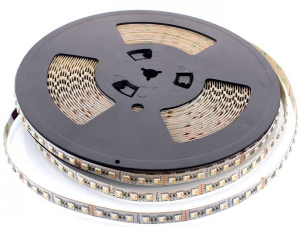 LED Flex Stripe 20m RGBW-XC 84x 4-in1 LEDs/m RGB+warmweiss 24V