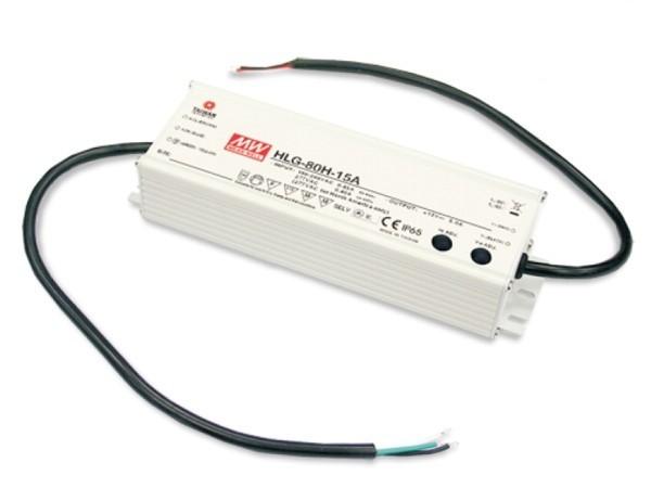 HLG-80-12B Netzteil 12V / 80W dimmbar constant voltage