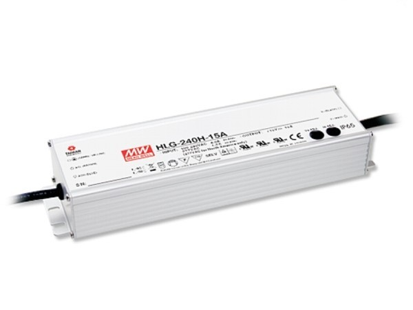 HLG-240-12B Netzteil 12V / 240W dimmbar constant voltage