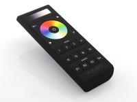 SR-1400 LED Controller FB 4 Zonen 4 Szenen RGBW Touchwheel Funk (868MHz) schwarz
