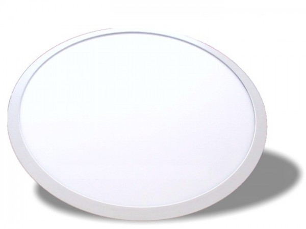 LED Panel Ø 600mm, 4200K, 36W, 2900lm, CRI Ra>81, inkl Netzteil