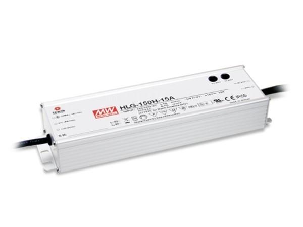 HLG-150-24B Netzteil 24V / 150W dimmbar constant voltage