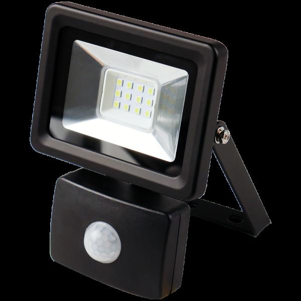 LED Außenstrahler IP65 230V 4000K Bewegungsmelder