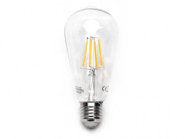 LED Filament Leuchtmittel E27 Edison 8W 6500K kaltweiss