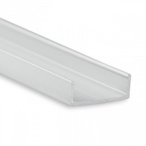LED Alu-Profil YL10.1 Aufnahmekanal für YL Profil-Serie 2m