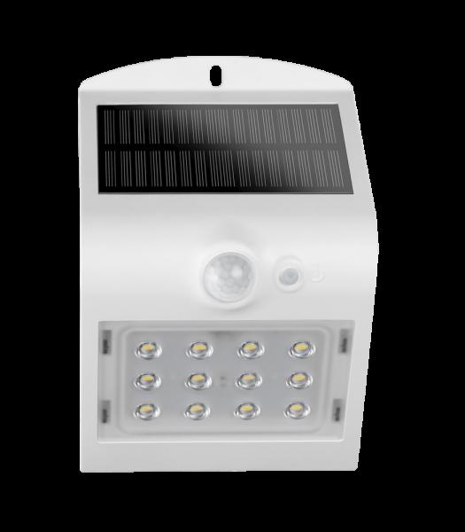 LED Solar Außenleuchte 1,5W mit Bewegungsmelder