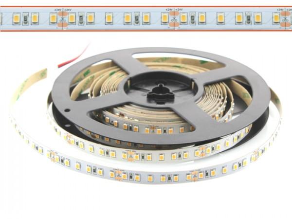LED Flex Stripe 5m FULL Spectrum CRI>96 2835 SMD 120LEDs/m 24V 2700K 1800lm