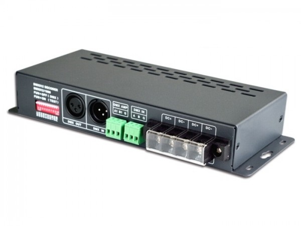 LT-880 24-Kanal DMX/PWM 24x3A LED Controller