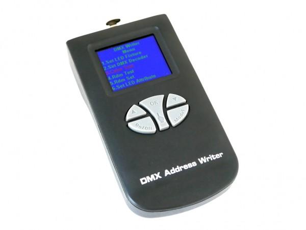 LED DMXWRITER für RGB/W DMX Digital LED Stripes 3pol XLR