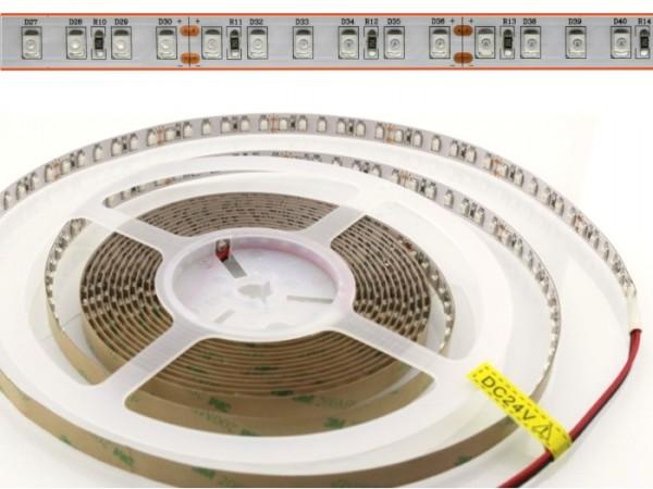 LED Flex Stripe 5m 3528 SMD 120LEDs/m 24V Gelb