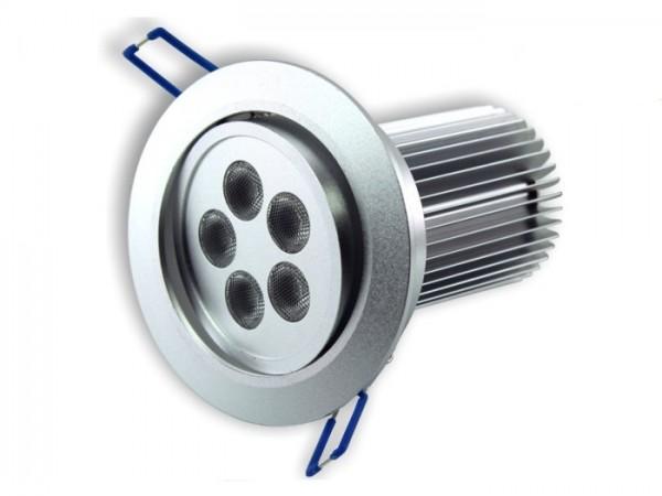 DL-40RGBW LED Einbaudownlight RGBW Farbmischung 40W, inkl. Vorschaltgerät