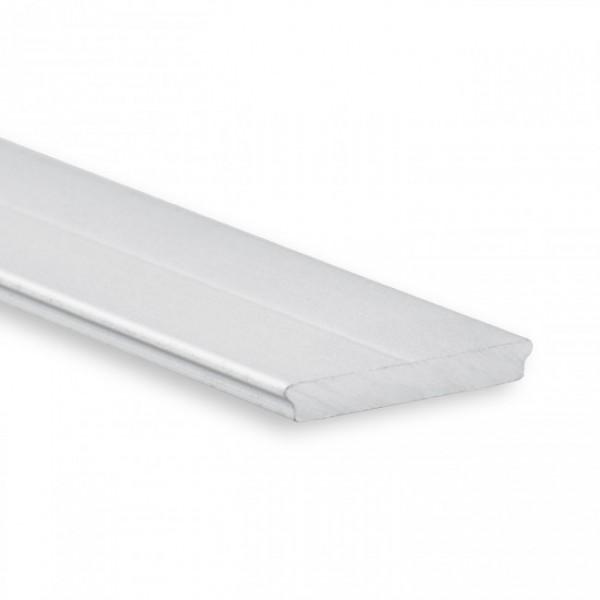 LED Alu-Kühlstreifen YN33 (satiniert) ohne Blende 2m