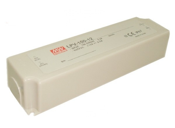 LPV-100-12 LED Netzteil 12V / 100W constant voltage