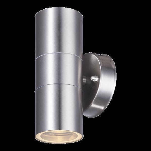 Außenwandleuchte Kopenhagen Zylinder 2x GU10 35W