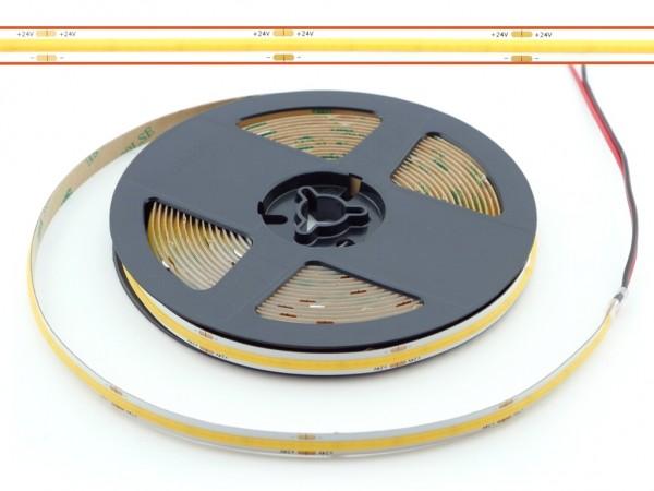 LED COB Flex Stripe 5m 378LED/m 4000K 24V CRI>90