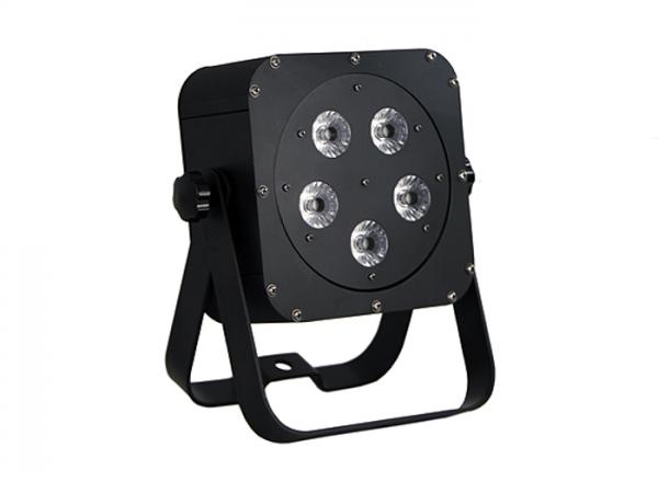 SLIMPAR56 PRO LED Scheinwerfer 5 x 10W 6-in-1 RGBWA+UV LED