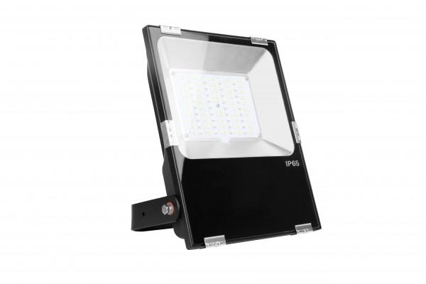 LED RGB-CCT Fluter 50W Funk 230V 4000lm IP65