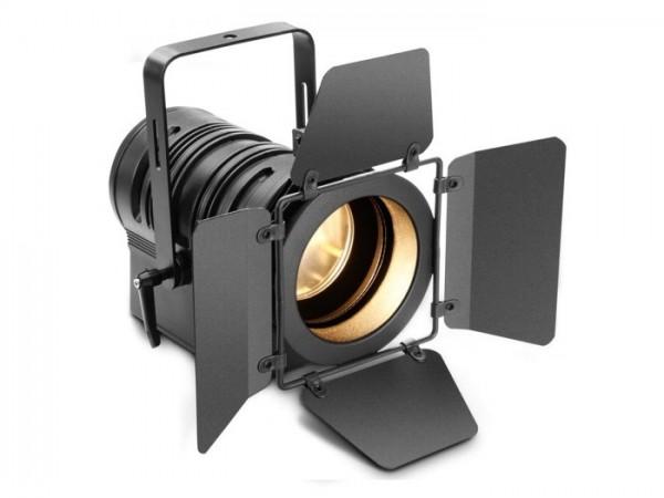 TS 40 WW LED Theaterscheinwerfer 40W Plankonvexlinse 14°-38° 3200K CRI>90 schwarz