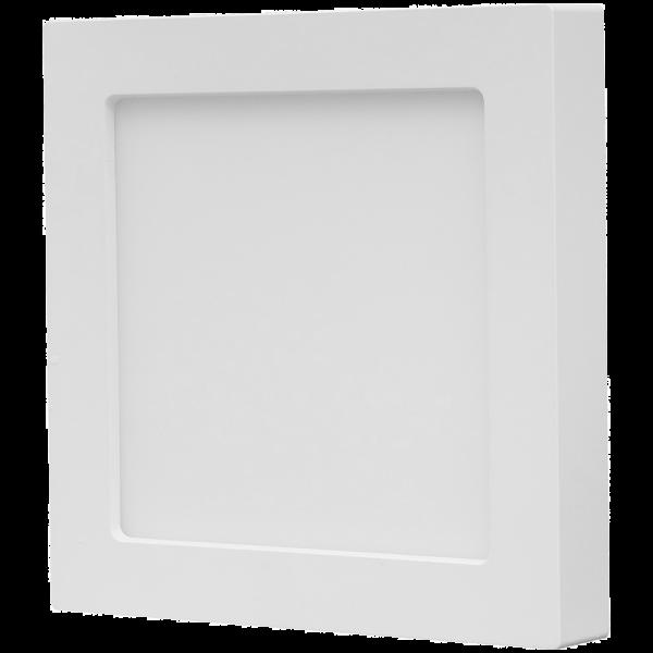 LED Panel Eckig 18W 1200lm Color Switch 226mm