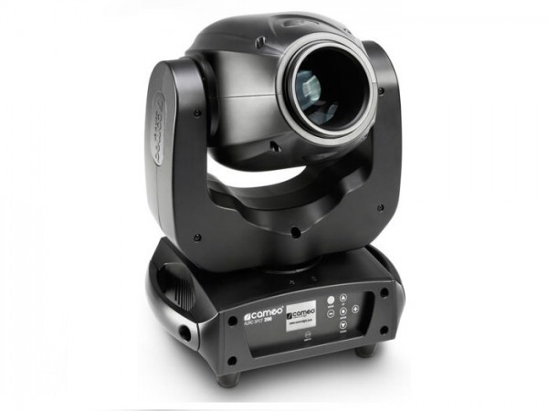 AUROSPOT 200 LED Moving Head 100W 22 DMX-Kanäle RDM