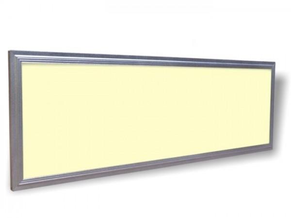 LED Panel 1195x295x9,5mm, 3000K, 40W, 3400lm, CRI Ra>83, inkl Netzteil