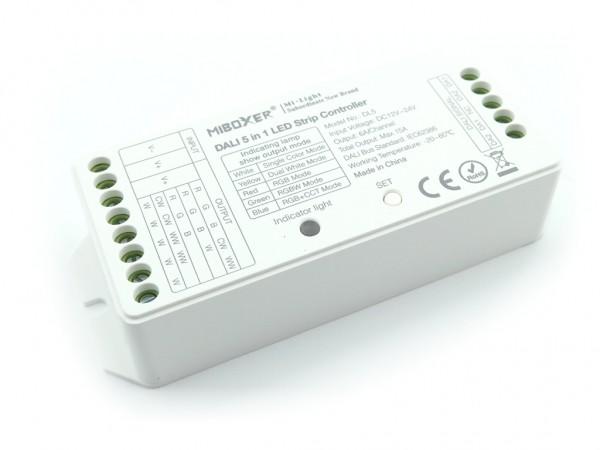 DL5 DALI 5in1 LED Controller 5x6A DC12-24V PWM