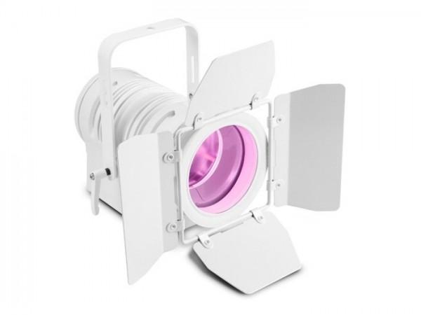 TS 60 RGBW LED Theaterscheinwerfer 60W Plankonvexlinse 9°-41° 5 Kanäle weiss