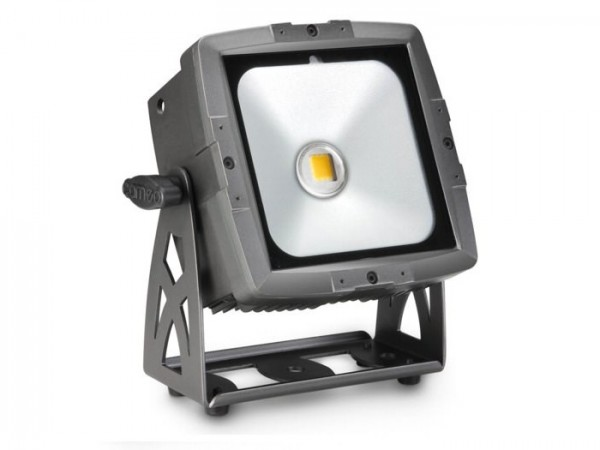 FLAT PRO FLOOD LED Scheinwerfer 50W COB LED warmweiss IP65