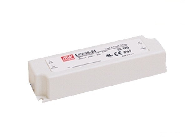 LPV-35-24 LED Netzteil 24V / 35W constant voltage