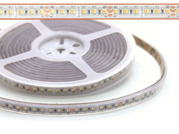 LED Flex Stripe 5m CCT YU-PRO 2700K-6500K 240LED/m 3014SMD CRI>82 24V 2640lm IP67