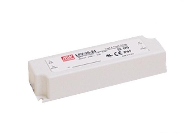 LPV-35-12 LED Netzteil 12V / 35W constant voltage