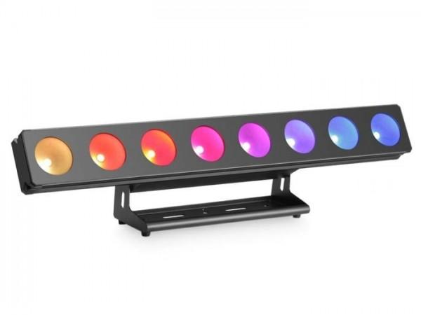 PIXBAR 650C PRO 8x30W COB RGB LED Bar 2-30 DMX Kanäle