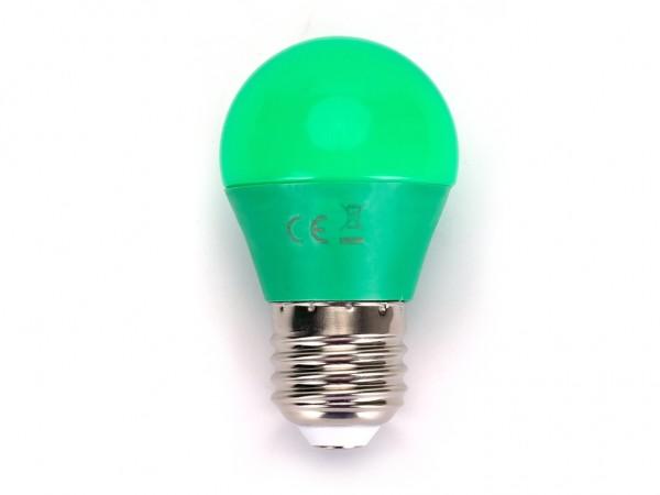 LED Leuchtmittel A5 G45 4W E27 Grün