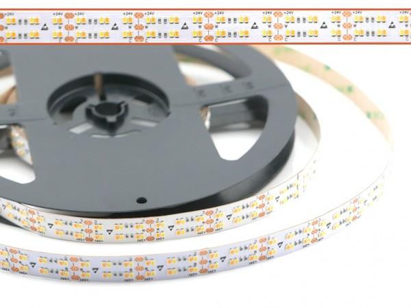 LED Flex Stripe 5m YU-2216/2PRO CCT 2700K-6500K 480LED/m CRI>90 24V 3360lm IP20