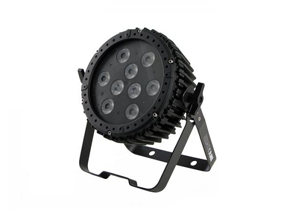 LEDPAR 95W Outdoor LED Spot 9x10W RGBWA 5-9 DMX-Kanäle