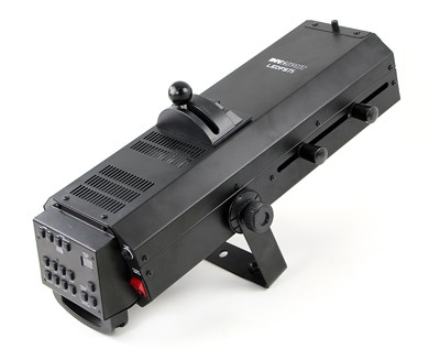 FS75 LED Verfolger Spot 75W, 14°-20°, Dimmer, Farbrad, DMX