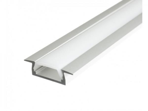 LED *MICRO-K* Design Alu-Profil für LED Stripes