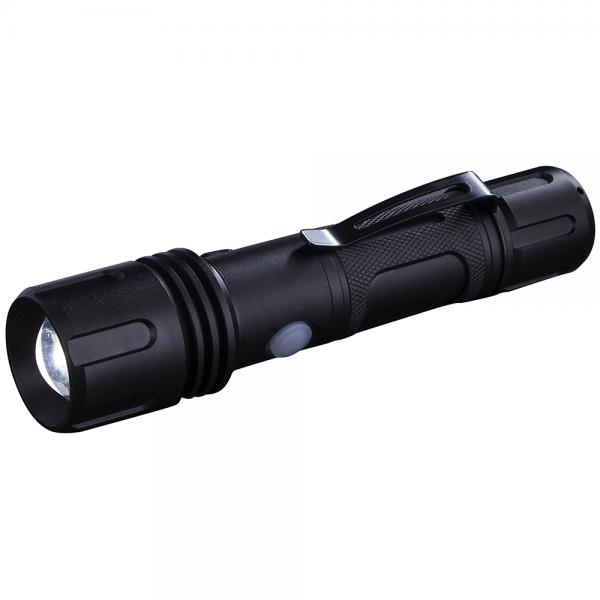 LED Taschenlampe Nightwatch 600lm über USB aufladbar