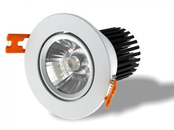 DL-SP10 LED Downlight 10° Abstrahlwinkel COB Spot 780-850lm