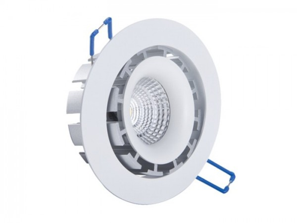 DL-WW-C15 LED Downlight 4000K 38°