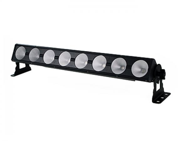 COBBAR 815 High-power DMX LED Bar 8x15W COB LED 2-24 DMX-Kanäle